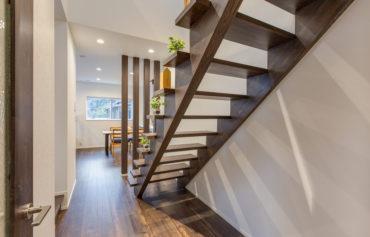 デザイン性のあるお洒落な階段