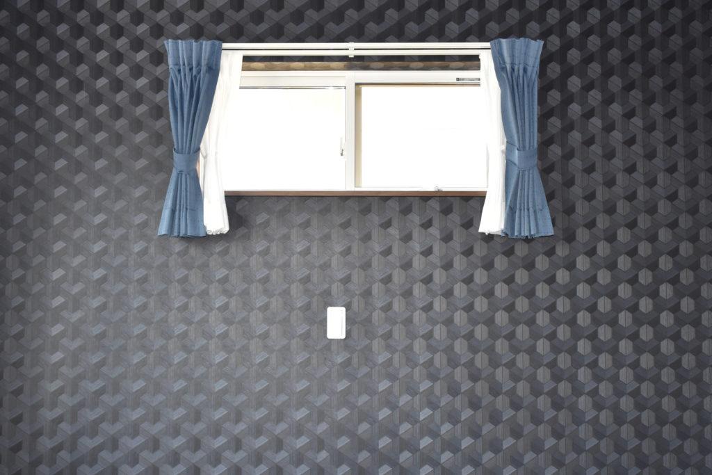 2019年4月18日社内検査した洋室の壁