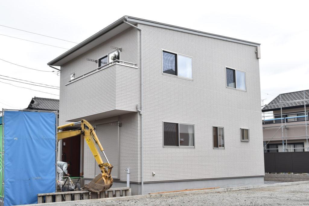 2019年4月29日に社内検査した新築住宅