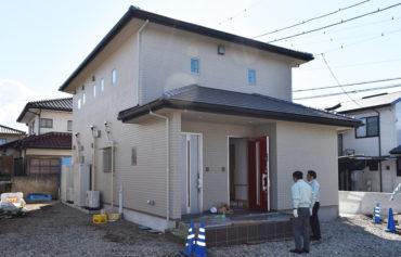 2019年4月1日社内検査を実施した新築住宅