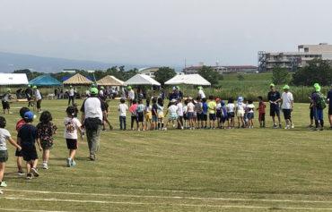 2019年6月2日上徳倉区民体育大会