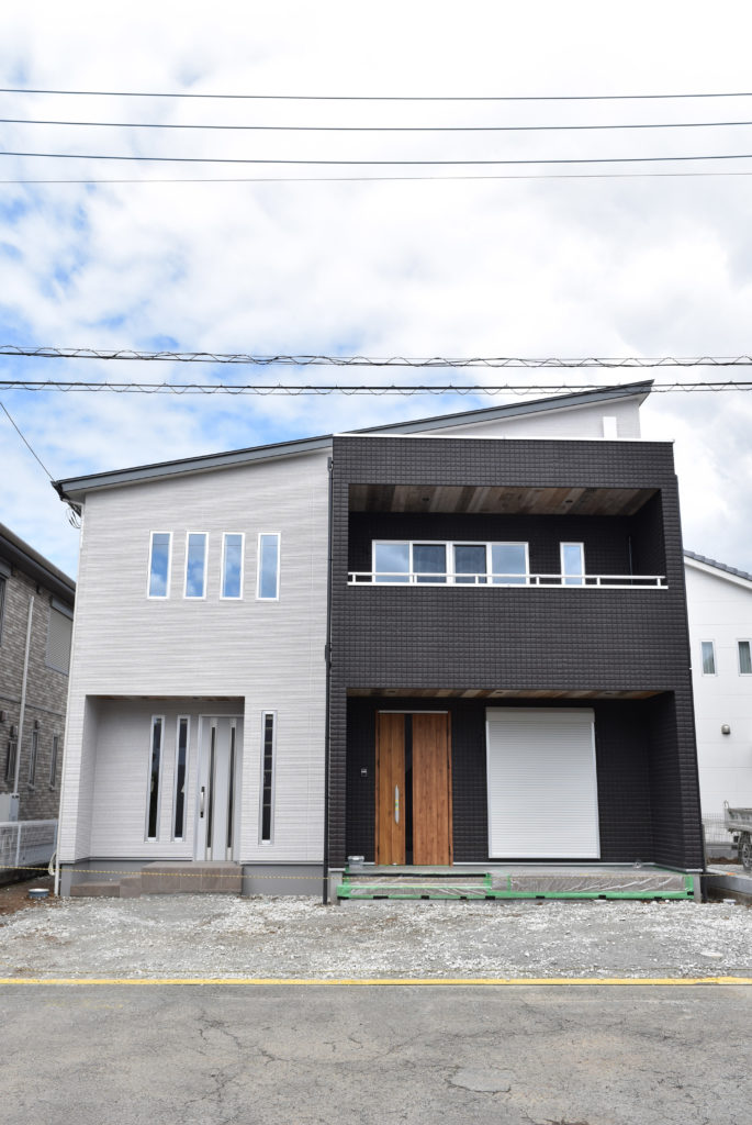 2019年6月14日社内検査を実施した住宅の外観