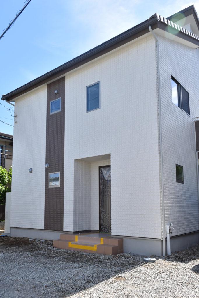 2019年6月17日に社内検査を実施した新築住宅