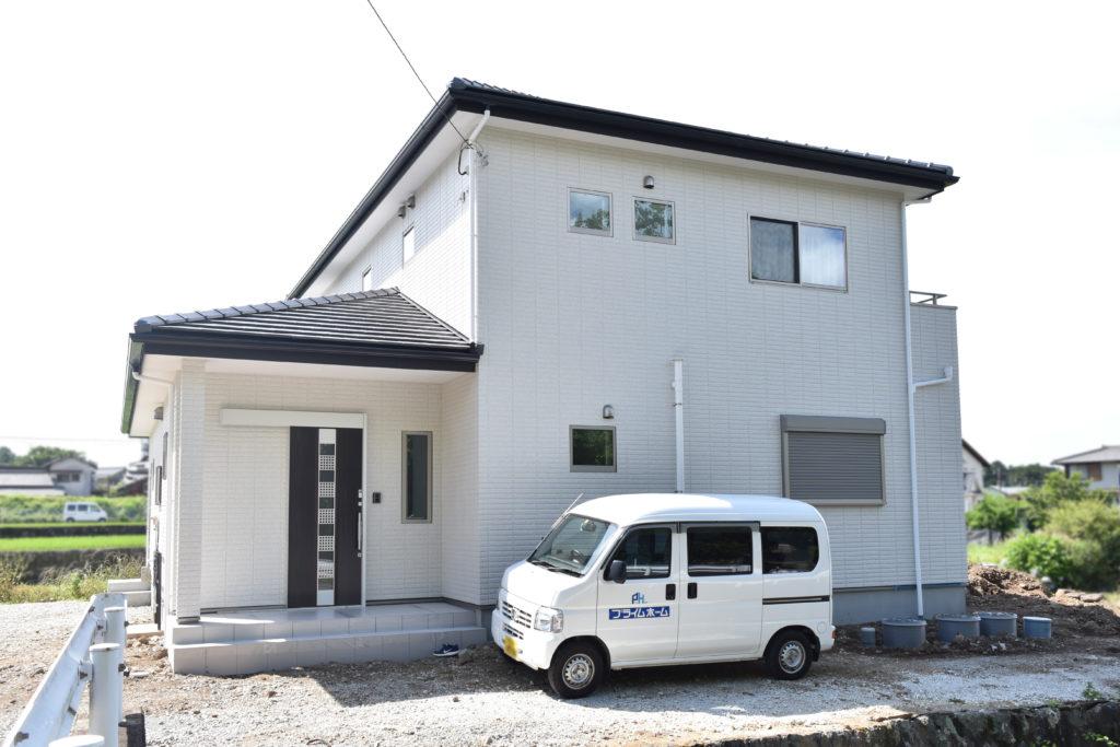 2019年6月18日社内検査を実施した新築住宅