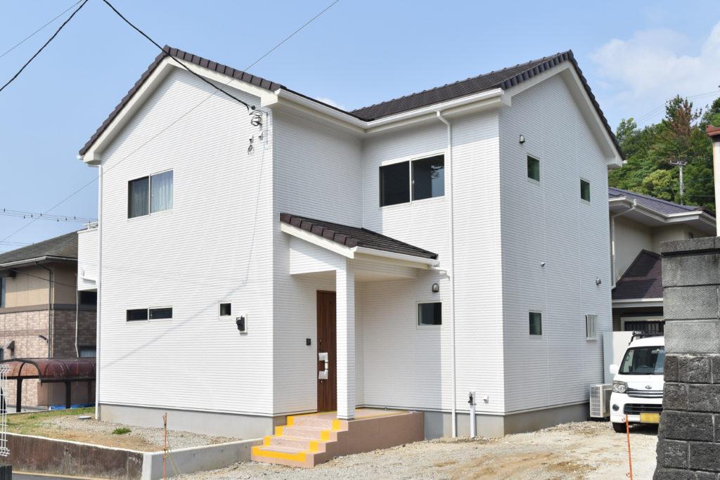 2019年6月20日社内検査を行った新築住宅