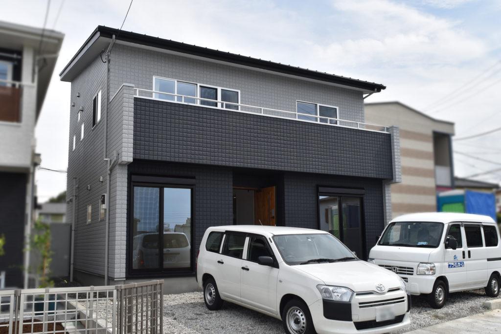 2019年7月5日社内検査を行った新築住宅