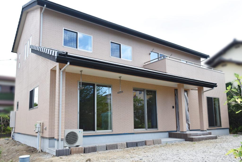 2019年8月9日社内検査を行った新築一軒家