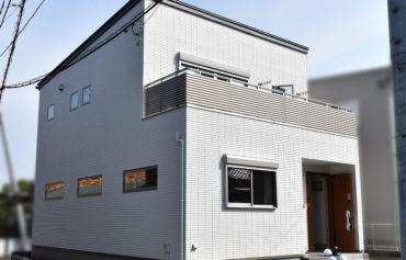 2019年8月27日社内検査を行った新築住宅