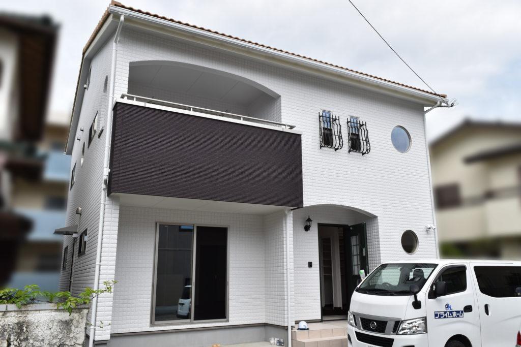 2019年9月5日社内検査を行った新築住宅