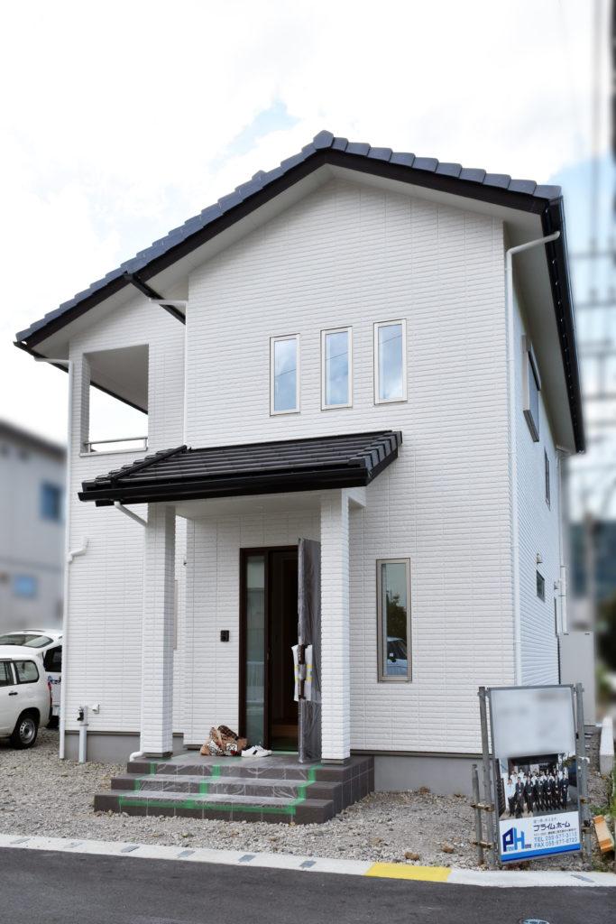 2019年9月6日社内検査を行った新築住宅