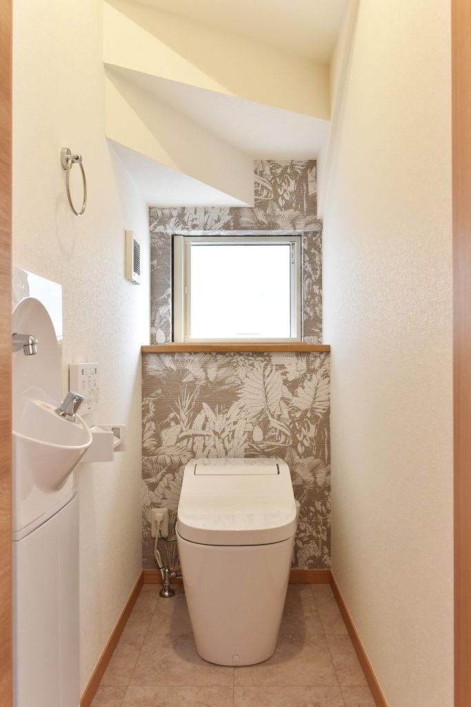 2019年9月13日階段下トイレを検査している様子