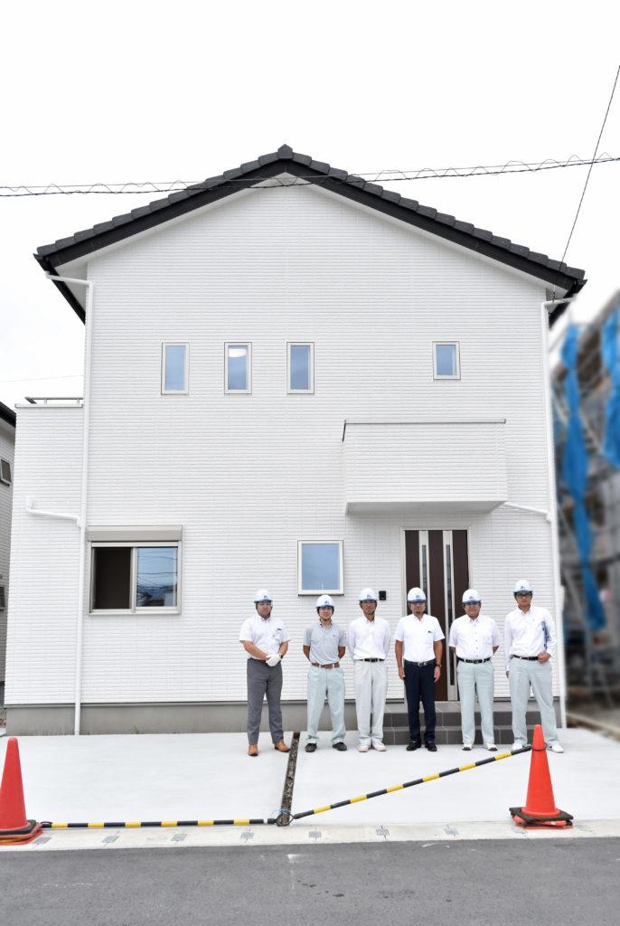 2019年9月13日社内検査2件目の新築住宅