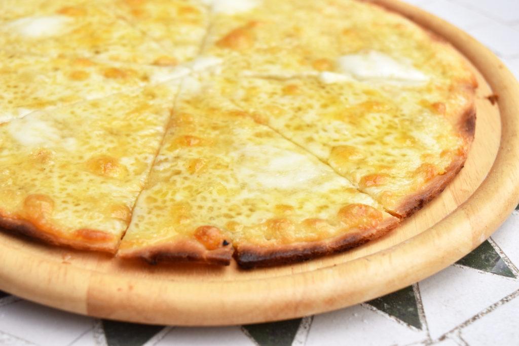 2019年10月21日甘いメープルチーズピザ