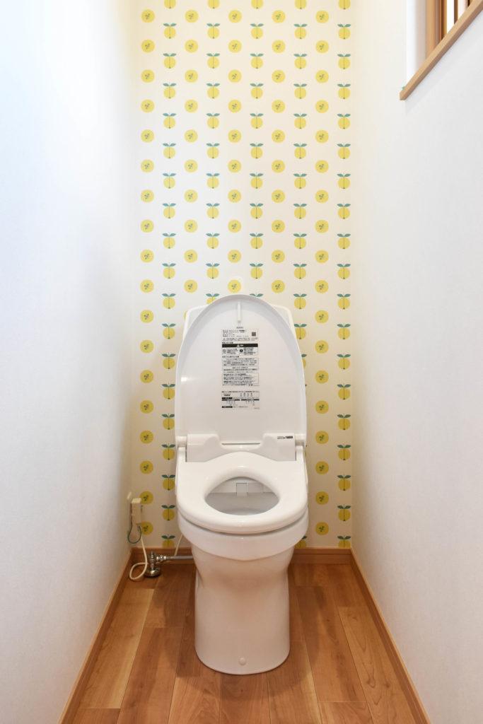 2019年11月11日社内検査2件目にて確認を行ったトイレ