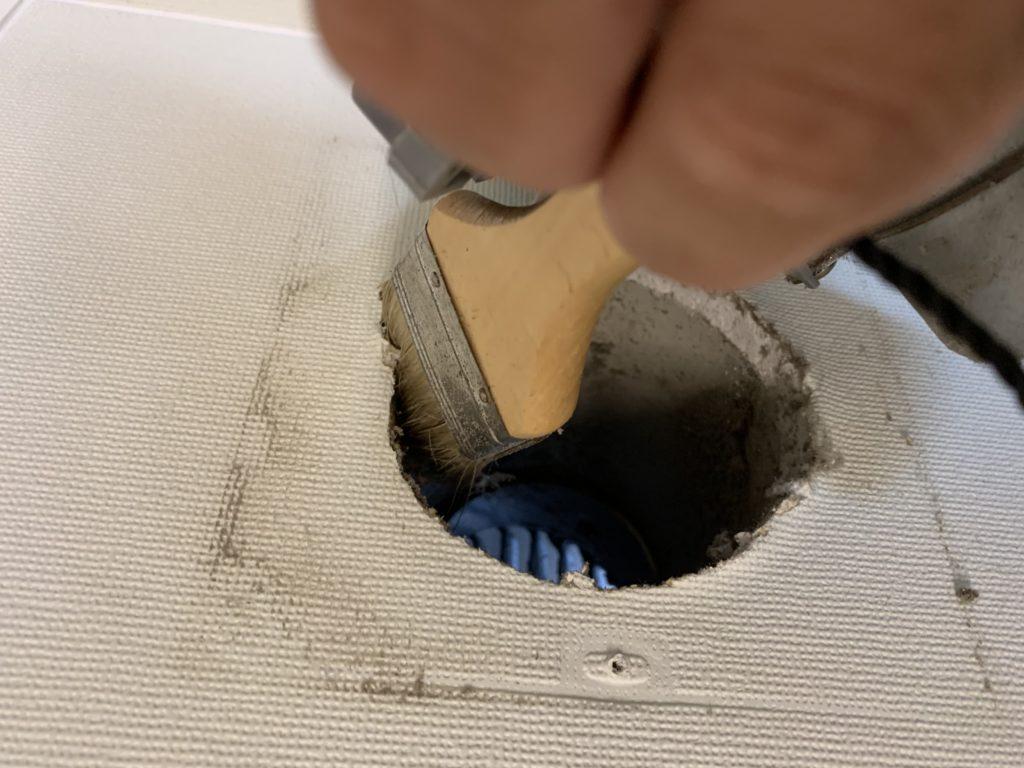 換気扇の掃除その1