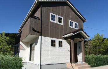 こだわりが詰まった可愛いデザインのお家