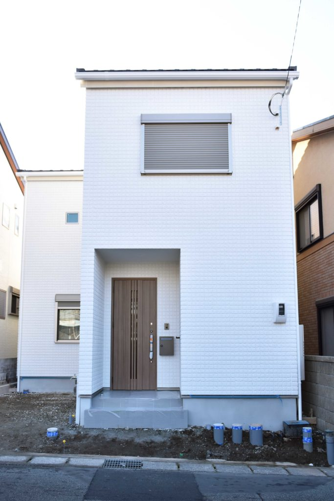 2020年1月21日に実施した社内検査1件目の新築住宅