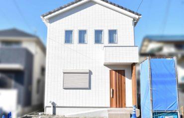 2020年1月21日にて社内検査を行った2件目の新築住宅
