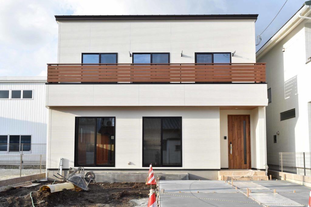 2020年1月23日にて社内検査を実施した三島市の新築住宅