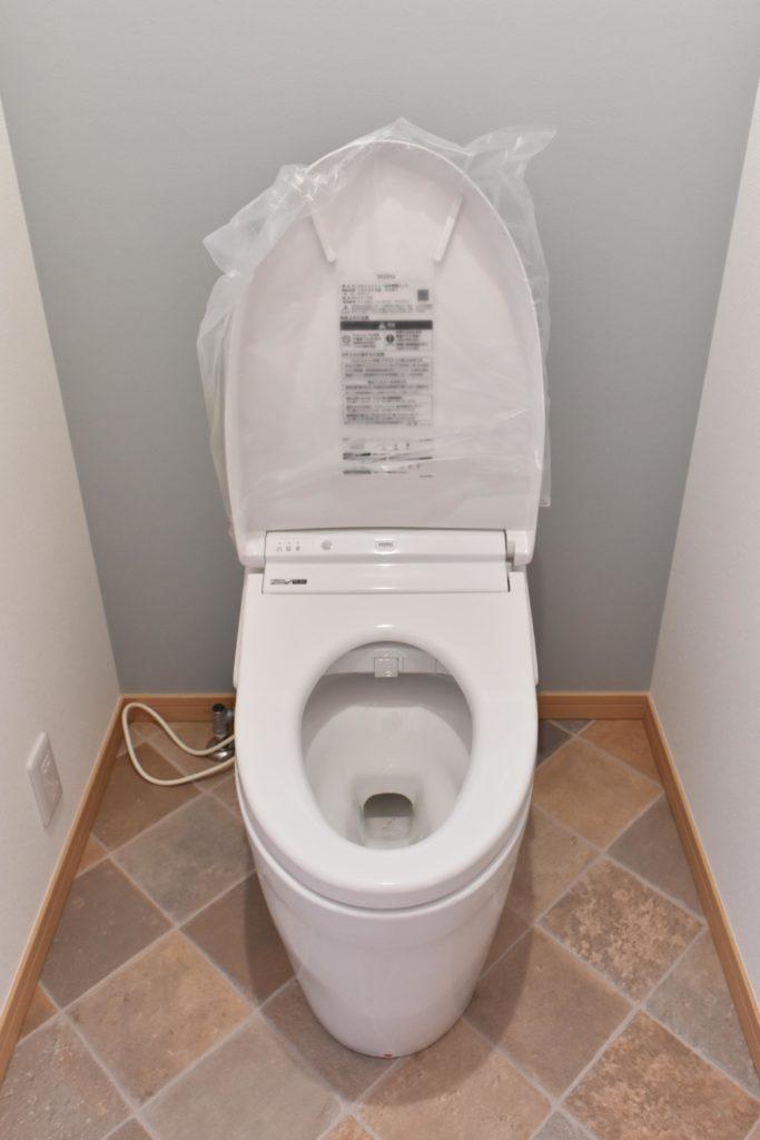 2020年1月21日の社内検査2件目にて確認を行ったトイレ