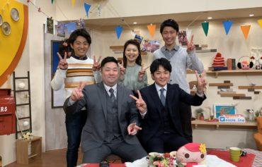 2020年2月26日SBSテレビ「Soleいいね!」の皆様との記念写真