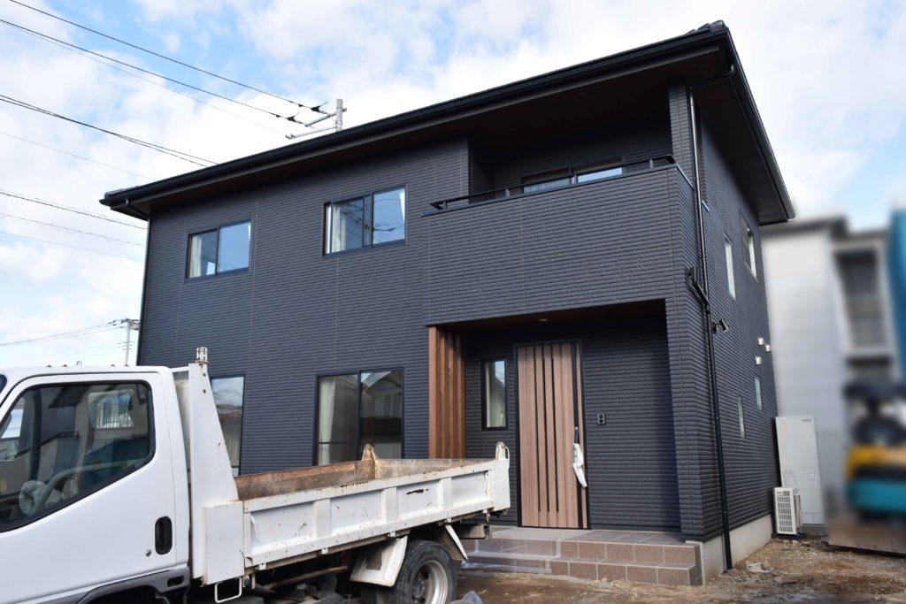 2020年2月6日に社内検査を行った三島市の新築住宅(一件目)