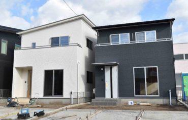 2020年2月20日に社内検査を行った沼津市の新築住宅