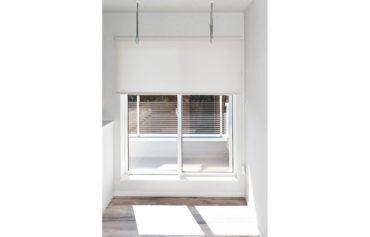 室内干しが可能な日当たりの良いファミリースペース