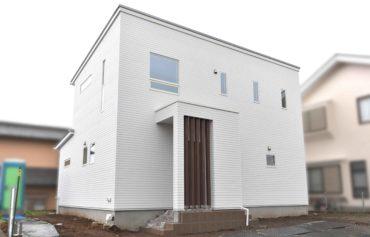 2020年3月27日に社内検査(1件目)を行った沼津市の新築住宅