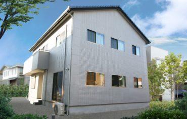 太陽光発電・蓄電池がある二世帯住宅。