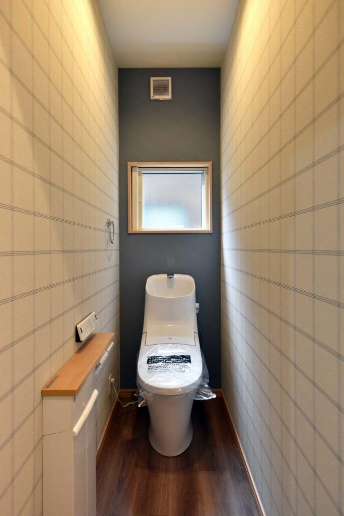 2020年4月23日実施の社内検査2件目にて検査を行ったお洒落なトイレ