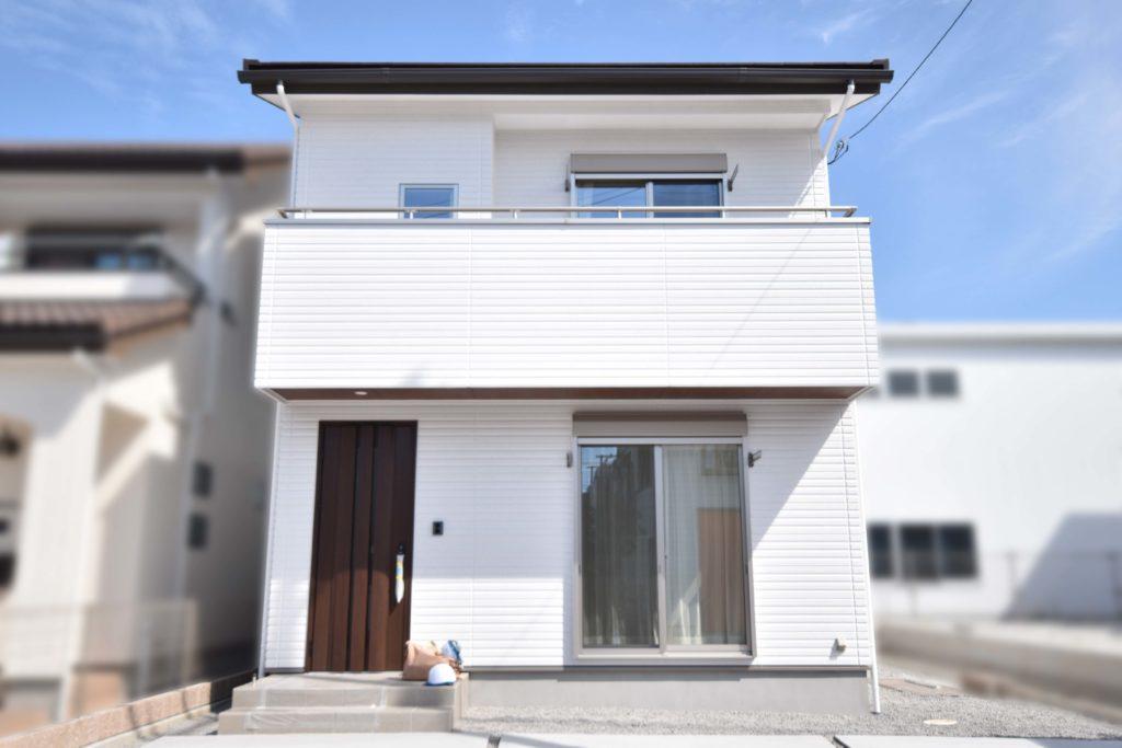 2020年5月8日に社内検査を実施した三島市の新築一戸建て