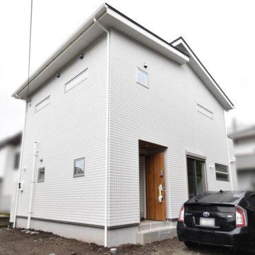 社内検査を行った長泉町の新築住宅_S様邸