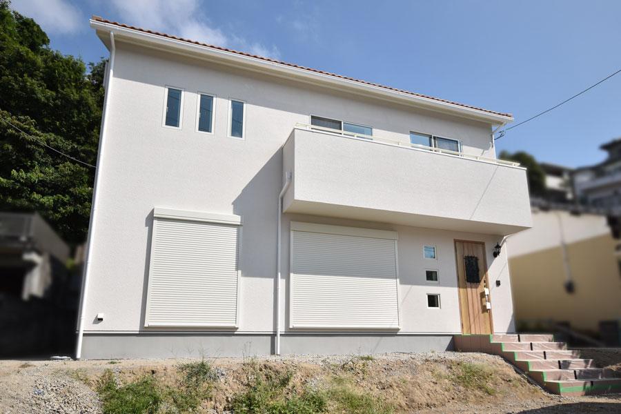 2020年8月21日社内検査を行った三島市の新築住宅_I様邸