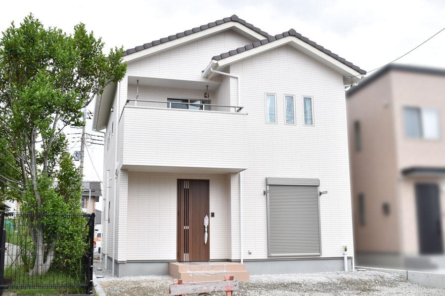 2020年9月29日に社内検査を実施した函南町の新築住宅_K様邸