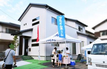 2020年9月12日13日完成見学会_清水町中徳倉にて開催した完成現場見学会_外観写真