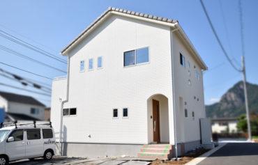 2020年10月2日に社内検査を実施した伊豆の国市の新築住宅K様邸