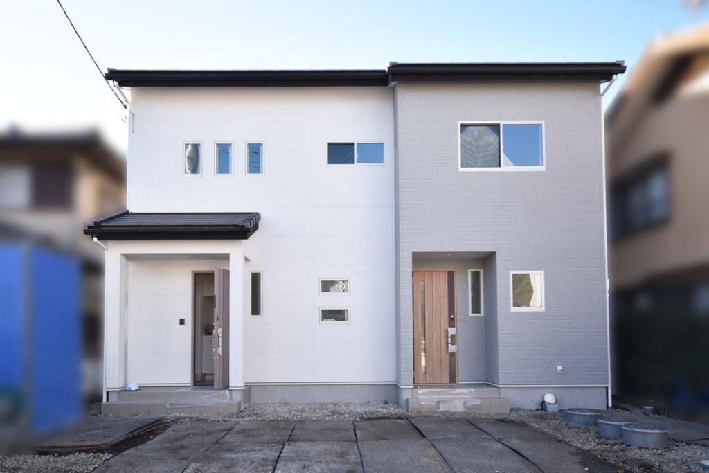 2020年12月17日社内検査_沼津市の新築住宅_二世帯住宅_完全分離型