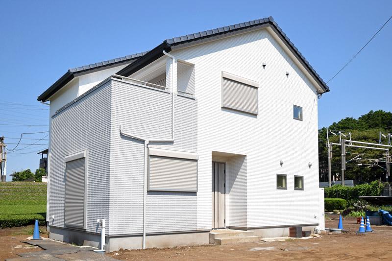 2021年6月10日に社内検査を実施した新築住宅_沼津市S様邸