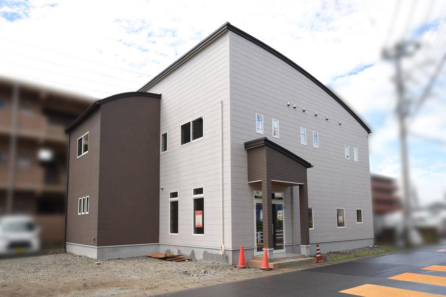 2021年6月29日社内検査_アーチ状の屋根がお洒落な新築住宅