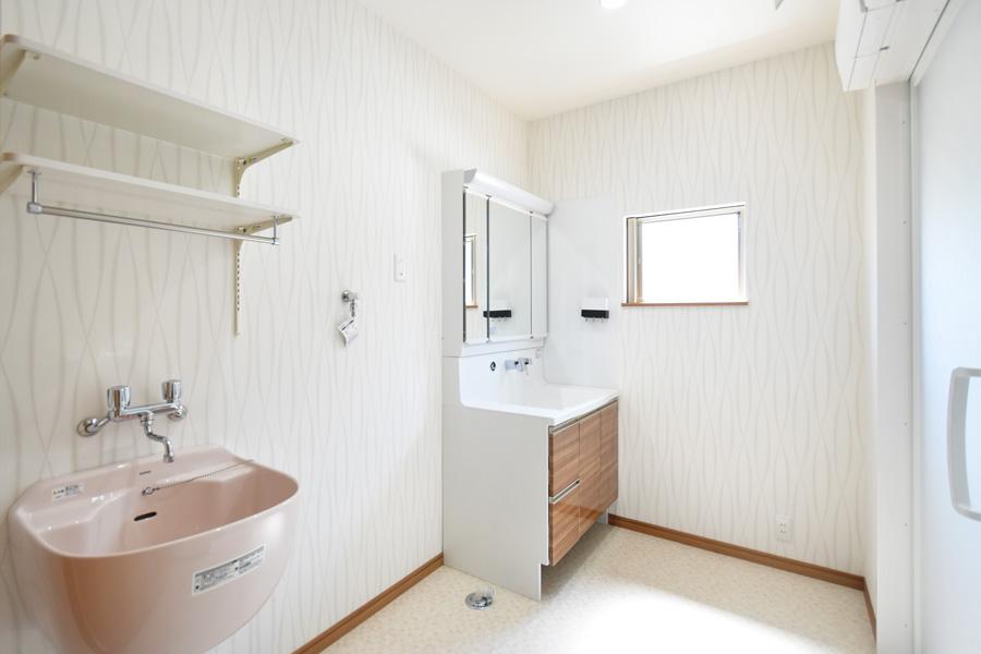 2021年6月10日社内検査_洗濯家事がラクになるこだわりの洗面脱衣室