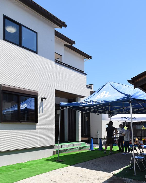 2021年7月完成見学会_三島市谷田の新築住宅
