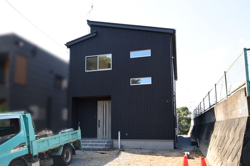 2021年9月24日に社内検査を行った三島市の新築注文住宅_K様邸
