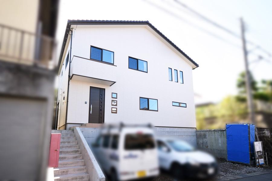 2021年9月27日に社内検査を実施した三島市の新築注文住宅_S様邸