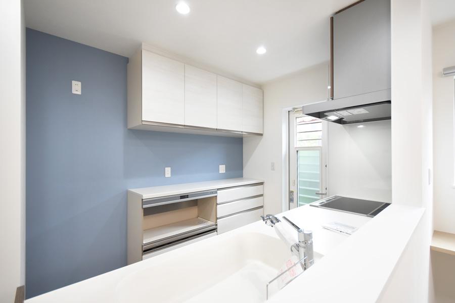 2021年9月6日社内検査_家族を見守りながら家事ができる対面キッチン
