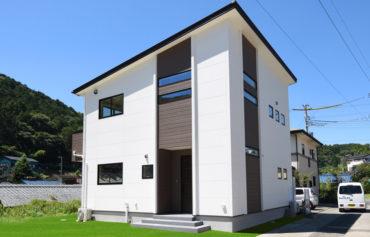 2021年9月2日に社内検査を実施した三島市の新築注文住宅_H様邸